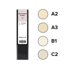 Formlabs - Formlabs Resin - Permanent Crown B1 1kg (0.7 L)