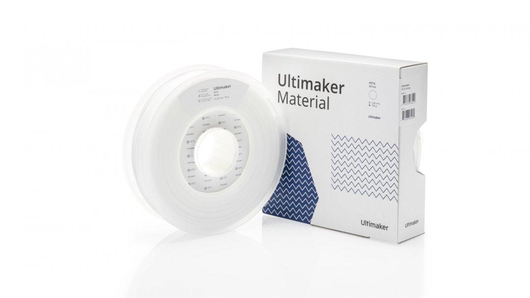 Ultimaker PETG Filament 2.85mm 750g BEYAZ